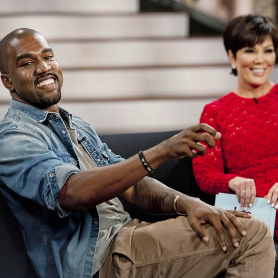 Full Video Interview With Kanye West On Kris Jenner's Show