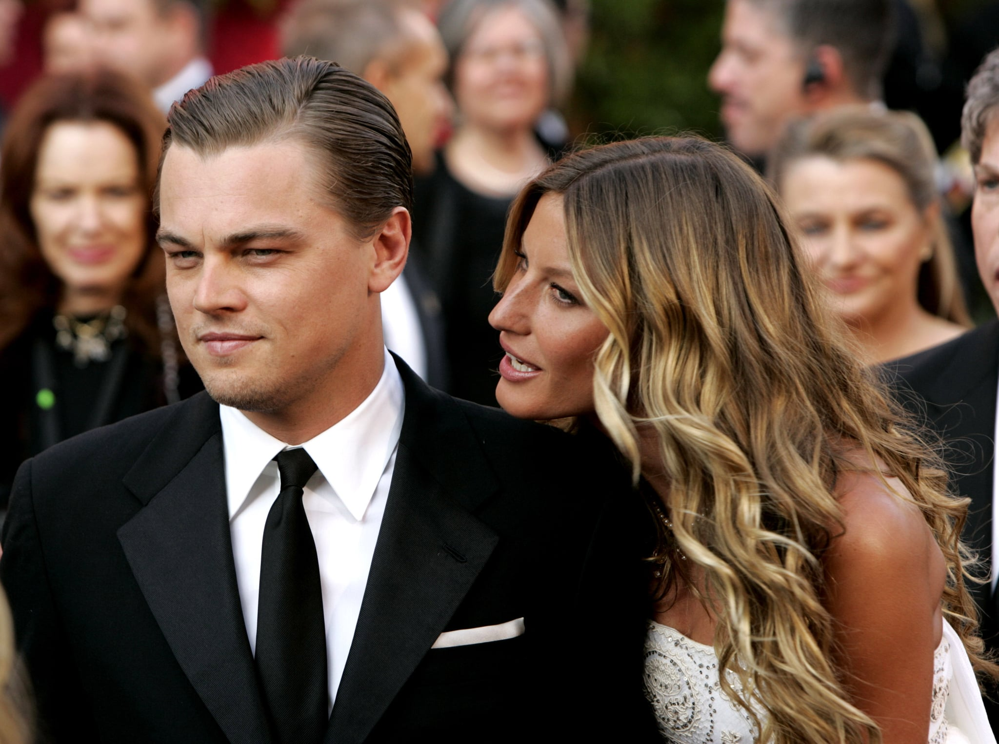 Leonardo DiCaprio, nominee Best Actor in a Leading Role for