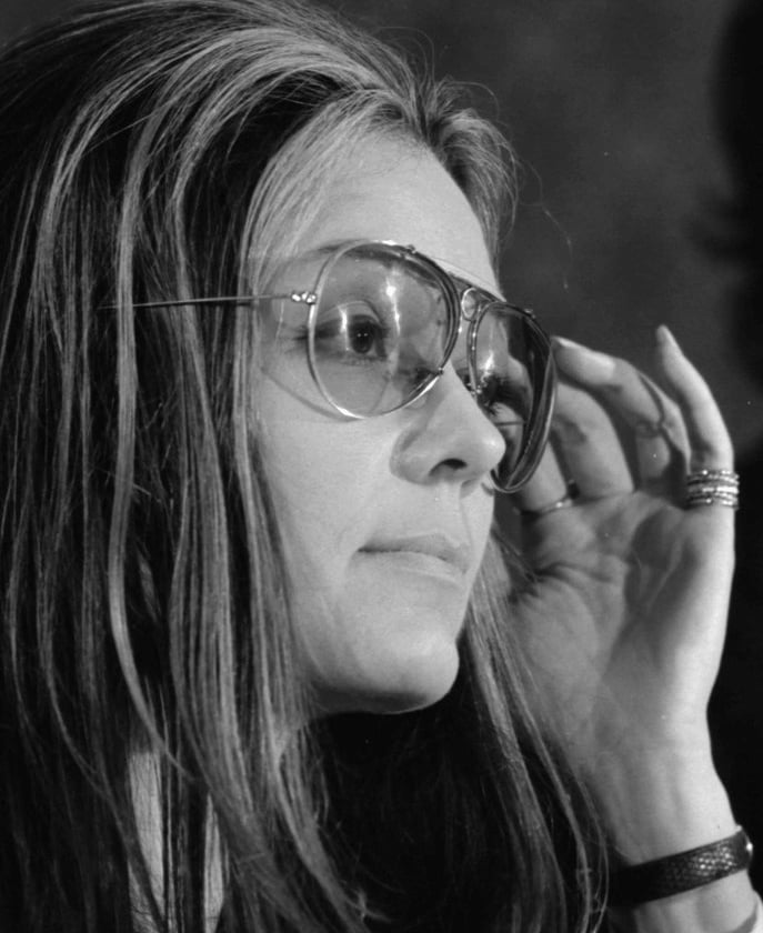 7 Things You Didn't Know About Gloria Steinem