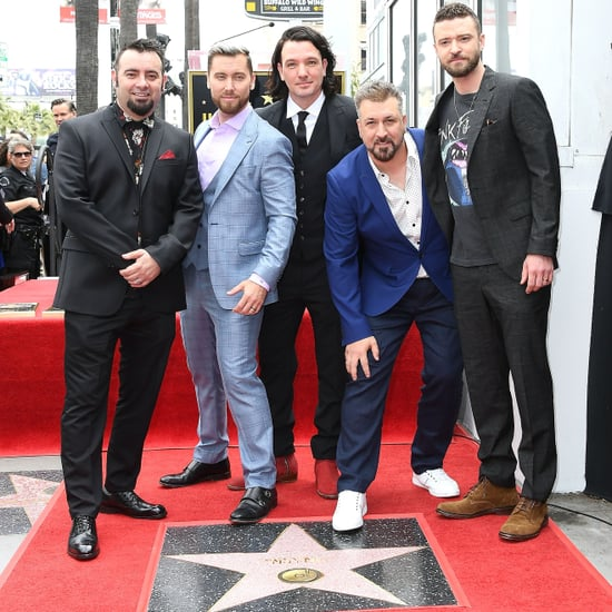 Fans React to *NSYNC Hollywood Walk of Fame Ceremony