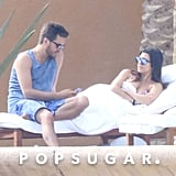 Kourtney Kardashian Celebrates Her Birthday in a Bikini
