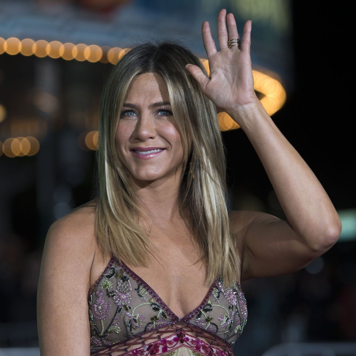 Jennifer Aniston at Office Christmas Party LA Premiere 2016 ...