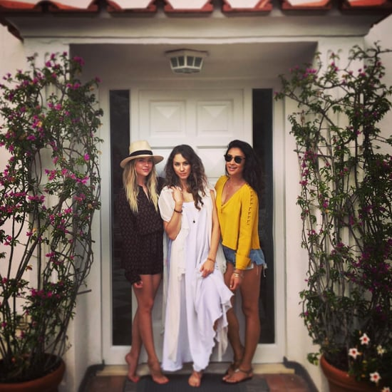 Troian Bellisario's Bachelorette Party Airbnb House