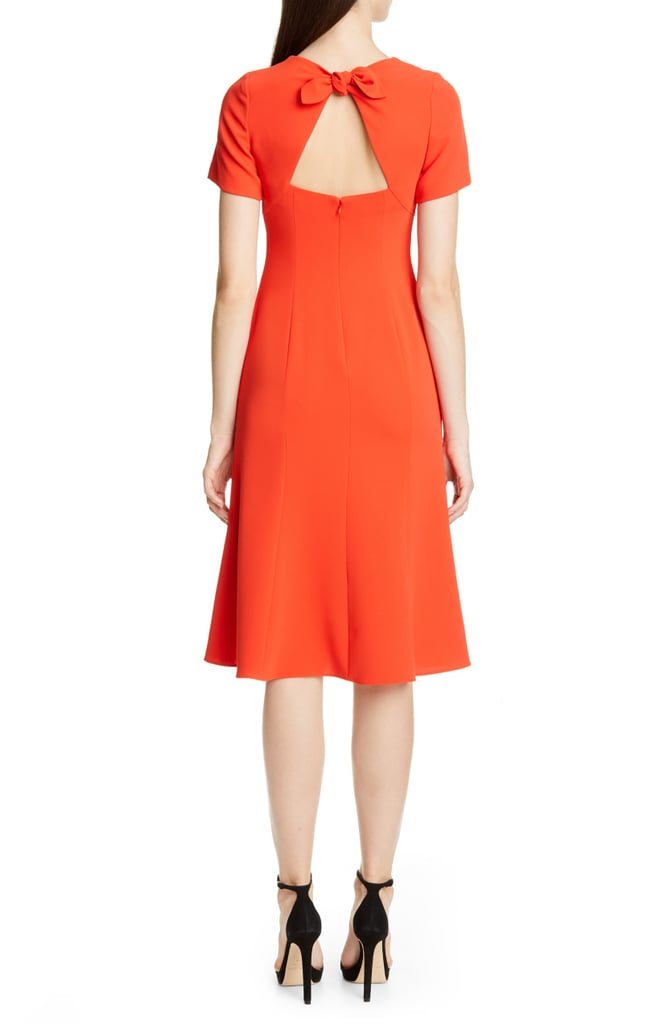 DVF Rose Dress