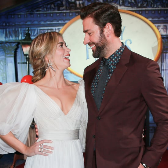 John Krasinski and Emily Blunt's Quotes About Each Other
