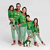 Target Holiday Elf Pajamas