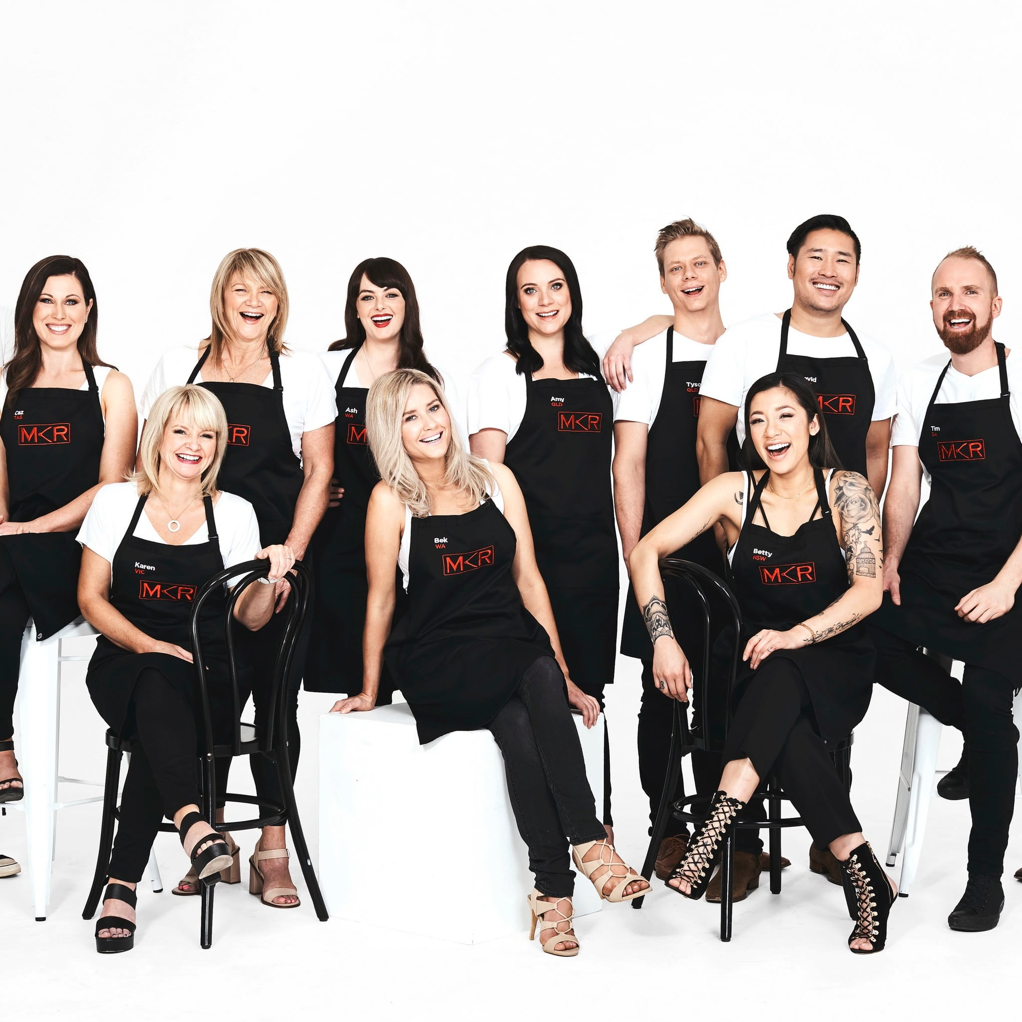 My Kitchen Rules Uk Contestants