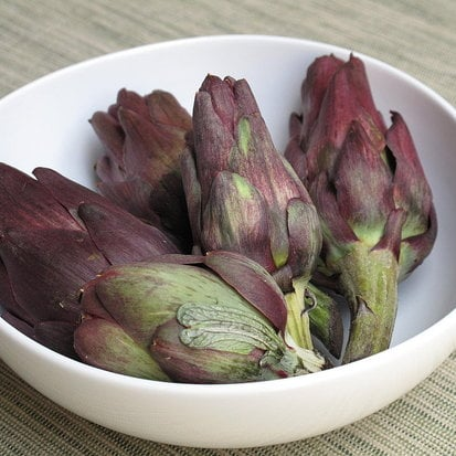 How to Enjoy Baby Artichokes