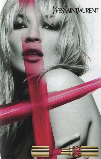 Kate Moss for YSL Beaute