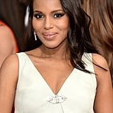 Kerry Washington's Baby Bump Is Her Best Accessory!