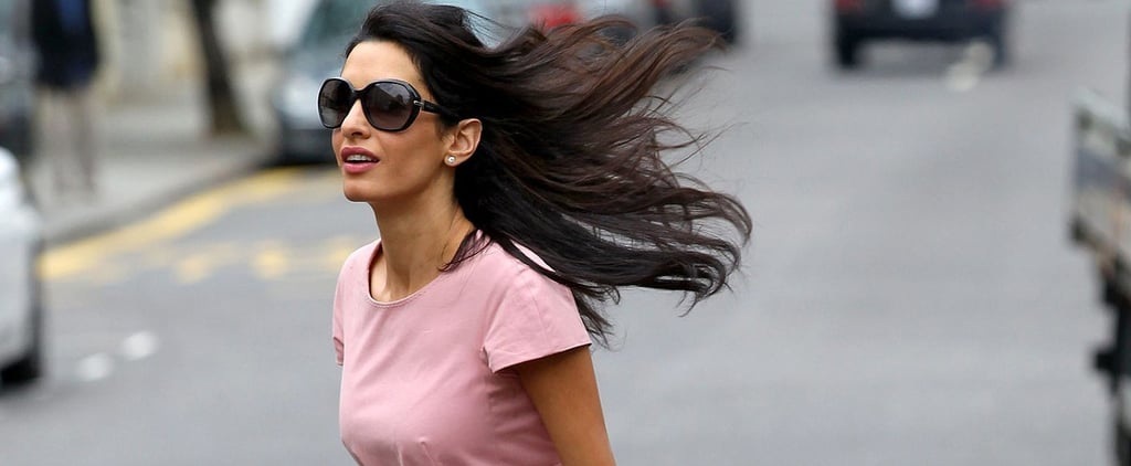 There's No Outfit Amal Clooney Hasn't Mastered, Including Maternity Wear
