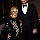 Bradley Cooper and Gloria Campano, aka His Mom
