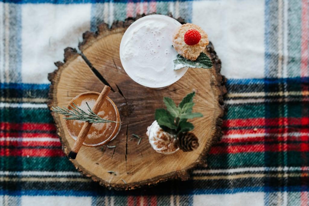 Natural Wood Coasters