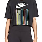 Nike International Drop Crop Tee