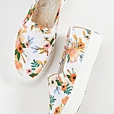 Keds Double Decker Lively Floral Sneakers