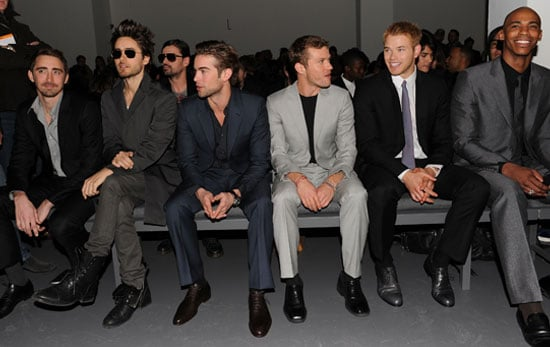 Photos of all the Celebs at New York Fashion Week