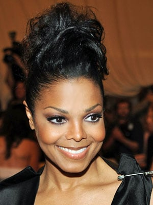 Janet Jackson at 2010 Costume Institute Gala