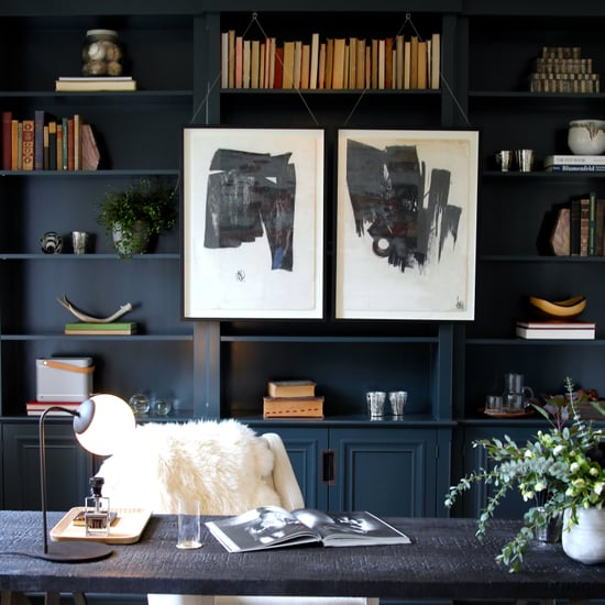 How to Style a Statement Wall