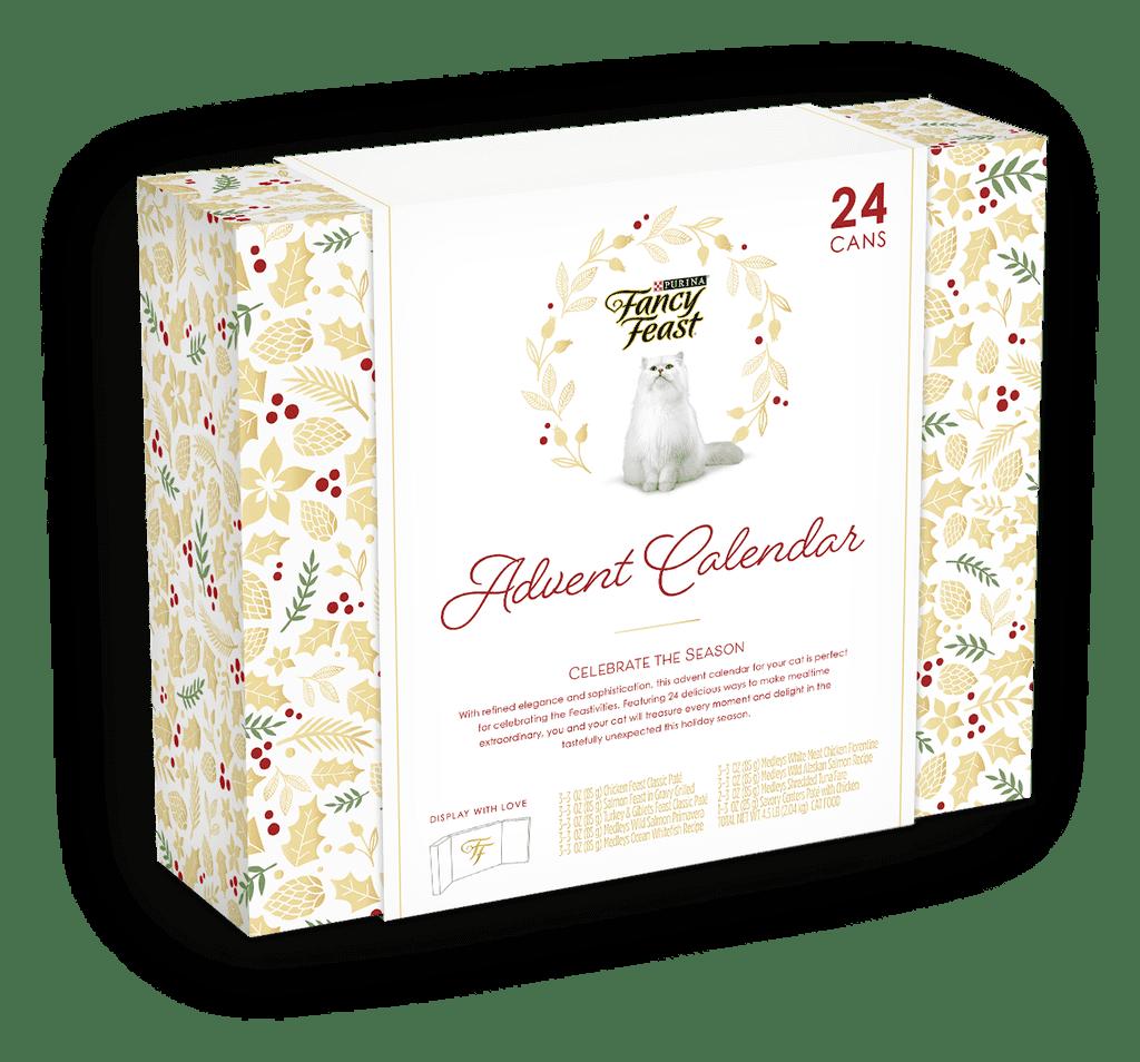 Fancy Feast Feastivites Advent Calendar