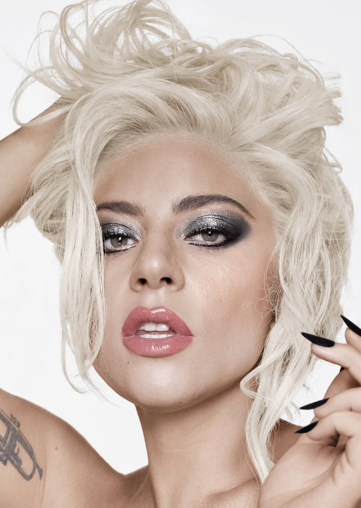 Lady Gaga Makeup Tutorial | Haus Beauty Products Experiment