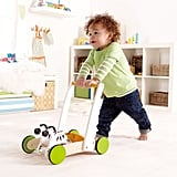 For 1-Year-Olds: Hape Galloping Zebra Walker