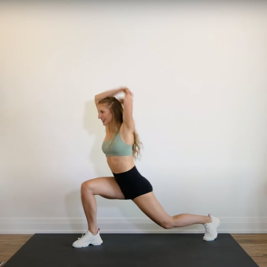 Low-Impact Full-Body Ariana Grande Workout From MadFit
