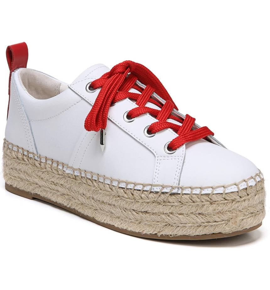 Sam Edelman Carleigh Espadrille Sneakers Best Shoes From