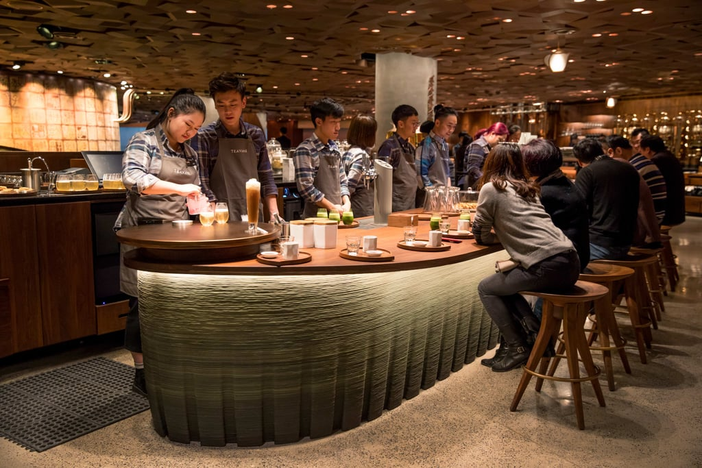 The World's Largest Starbucks Just Opened in Shanghai, and We Have 1 Word: Wow