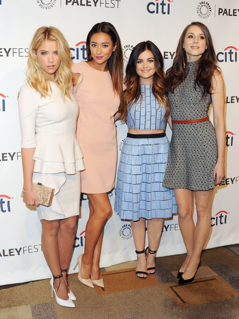 Shay Mitchell And Ashley Benson Best Friends
