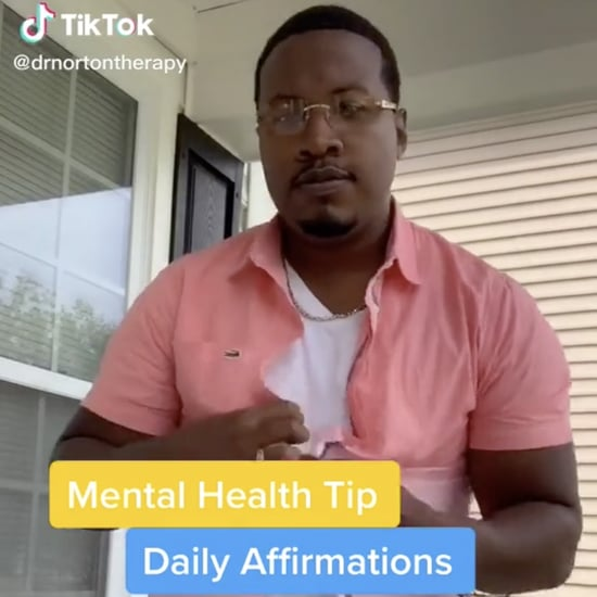 Dr. Marquis Norton Shares Mental Health Tips on TikTok