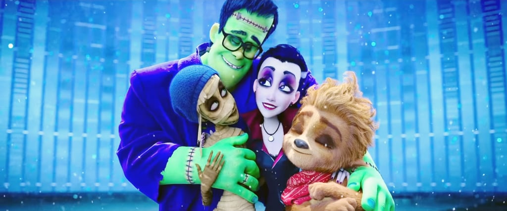Monster Family | Halloween Movies For Kids on Netflix