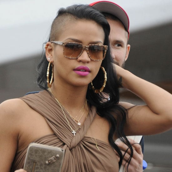 Cassie Ventura In Cannes More Beauty Looks From 2012 Cannes Film