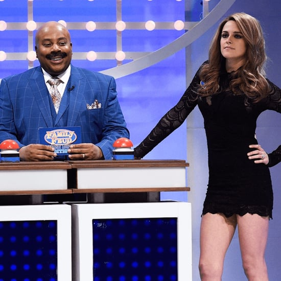 Kristen Stewart's Celebrity Family Feud Skit on SNL 2017