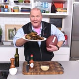 Mario Batali's Spicy Chicken Wings Recipe