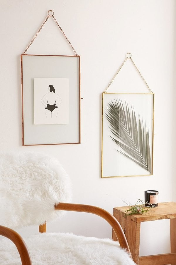 Glass Hanging Display Frame 49 Best Home Decor Products From