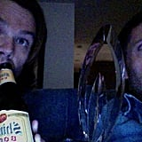 When They Revealed How They Watch Supernatural Episodes