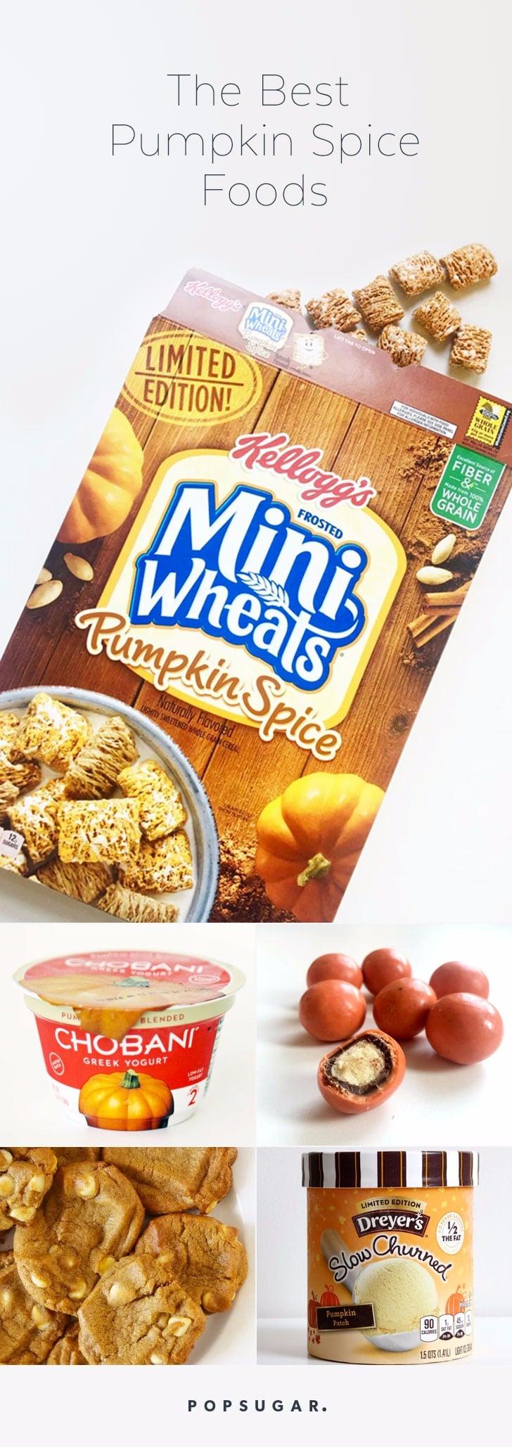 Pumpkin Spice Products | 2016