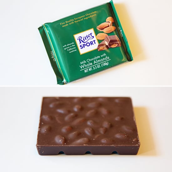 Ritter Sport —Milk Chocolate With Whole Almonds
