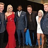 Joe Don Rooney, Lindsey Vonn, P.K. Subban, Jay DeMarcus, RaeLynn, and Gary LeVox
