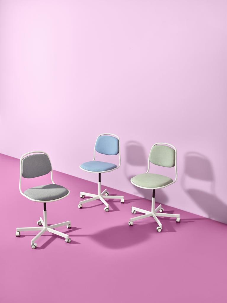 ÖRFJÄLL / SPORREN Office Chair, $79