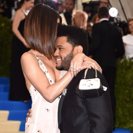 Selena Gomez et The Weeknd au Met Gala 2017