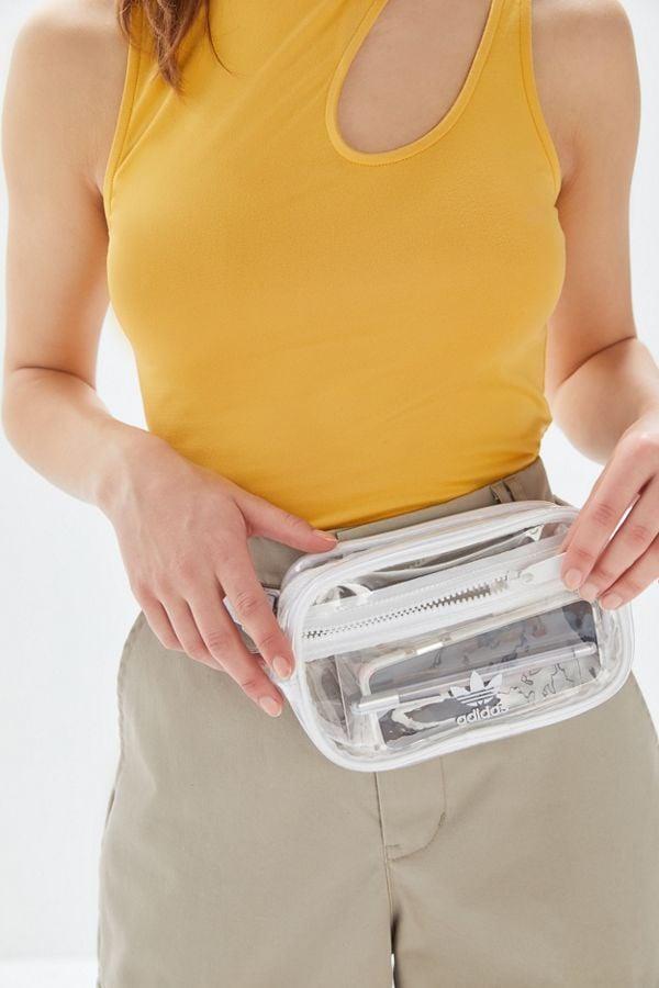 Adidas Originals Clear Belt Bag