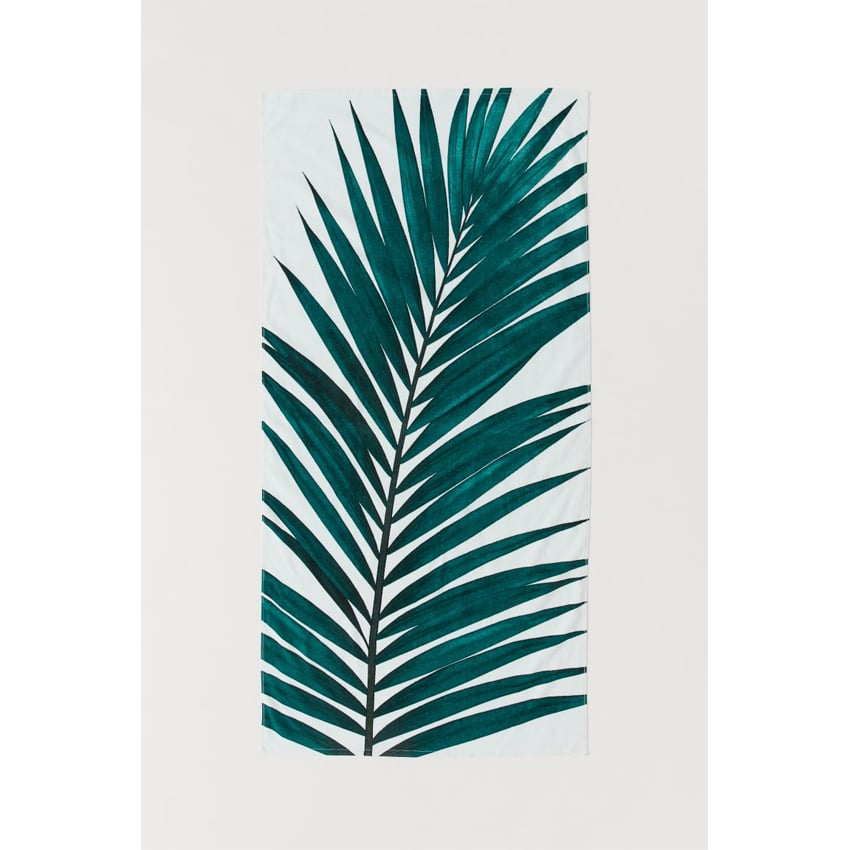 H&M Printed Beach Towel