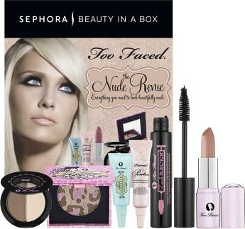 Too Faced Beauty In A Box: The Nude Revue Sweepstakes Rules
