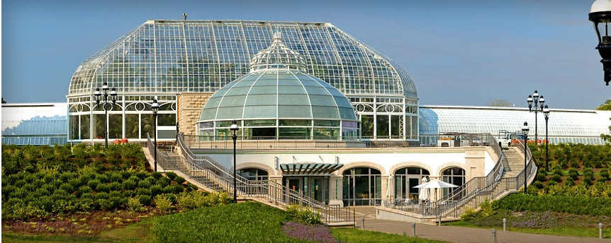 Phipps Conservatory And Botanical Gardens, Pittsburgh, PA