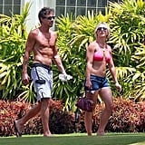 Picturs of Britney Bikini with Jason