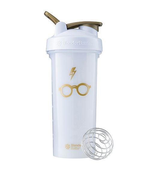 BlenderBottle Harry Potter Pro Series 28-Ounce Shaker Bottle