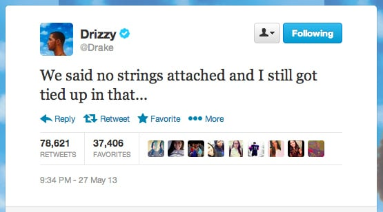 "After Drake Tweeted This Metaphor, the ""All These"" Twitter Account Was Born"