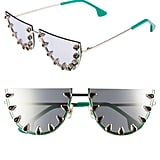 Alice + Olivia Women's Palm Canyon Sunglasses