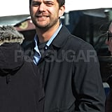 Josh on Fringe Set